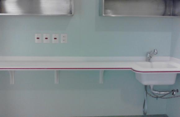 Instalações de saúde